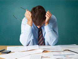 Emotional Stress, Bankruptcy, Finance