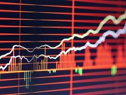 Securities and Exchange trending up